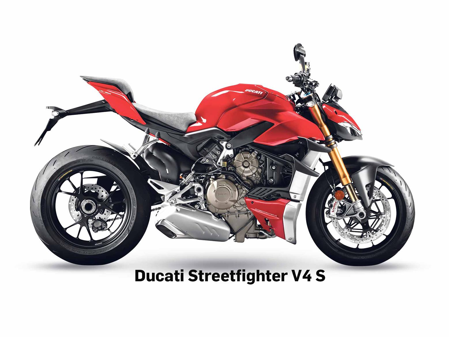 Read MCN's expert Ducati Streetfighter V4 S long term test review here