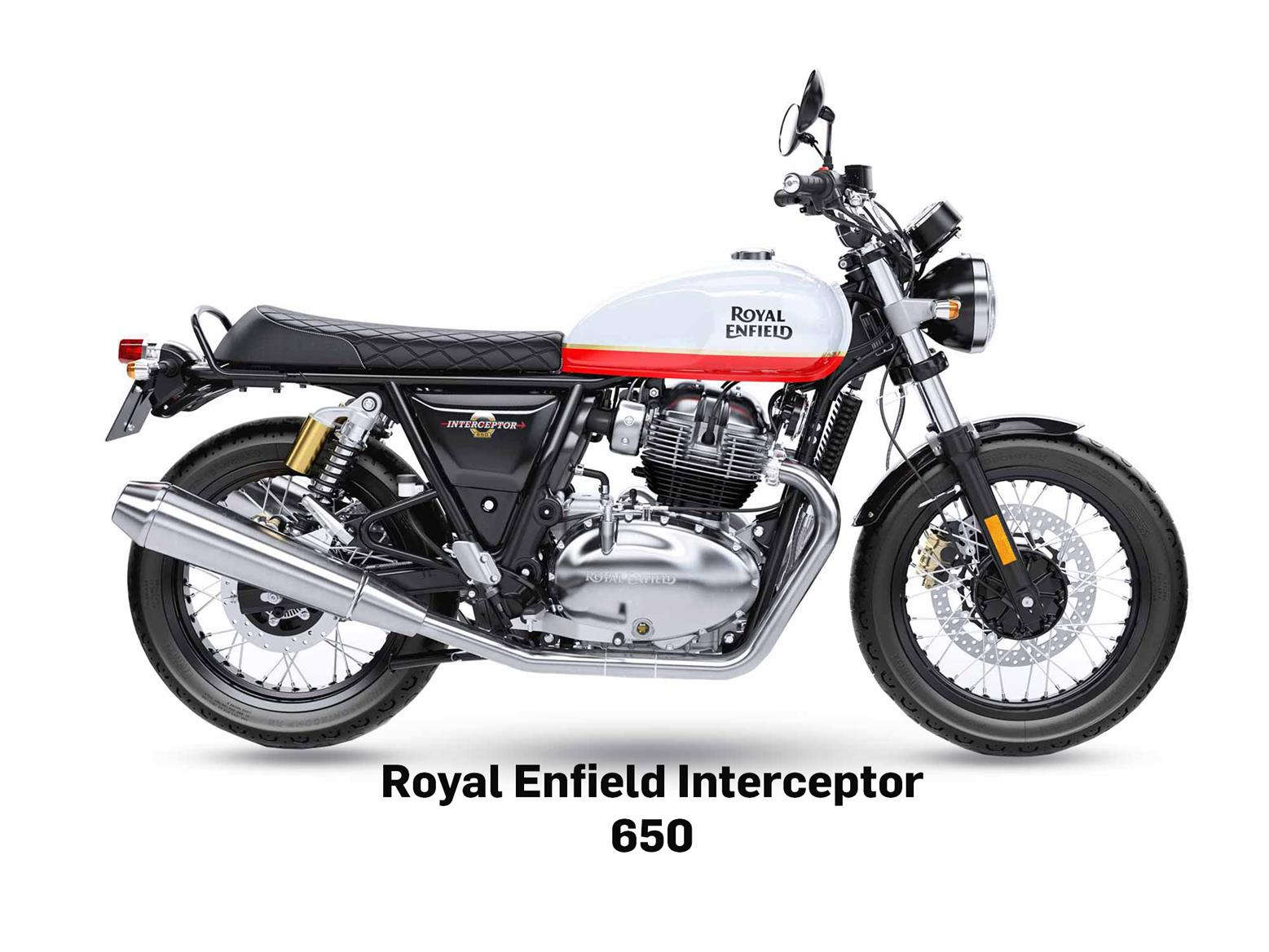 Read MCN's expert Royal Enfield Interceptor 650 long term test review here