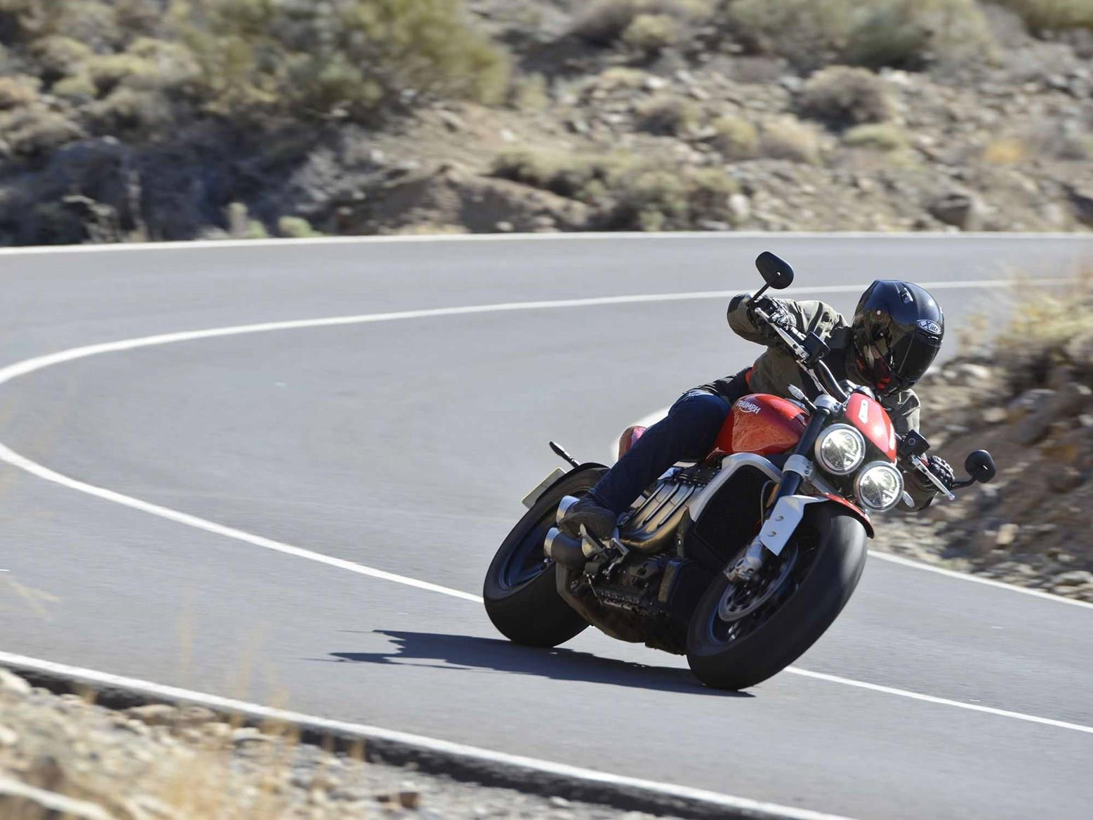 Actual rocket science: The geometry magic that helps Triumph's Rocket 3 handle so well